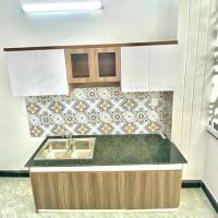 Tủ bếp chữ I mẫu 1
