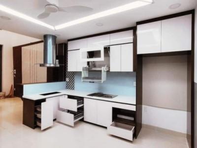 Lựa chọn tủ bếp cho gia đình theo chất liệu