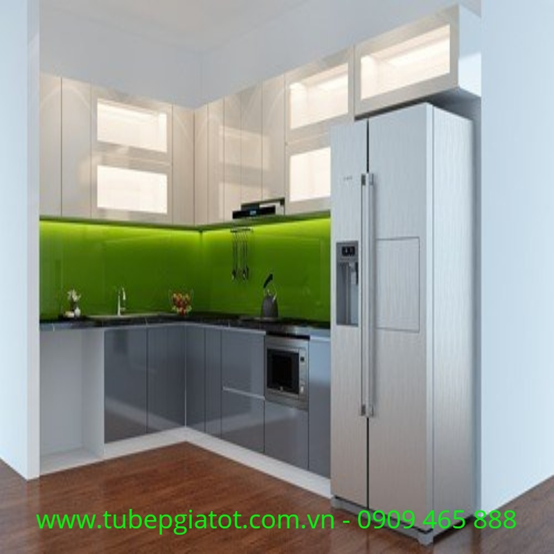 công ty phân phối tủ bếp bằng gỗ