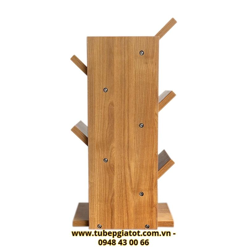 kệ sách gỗ